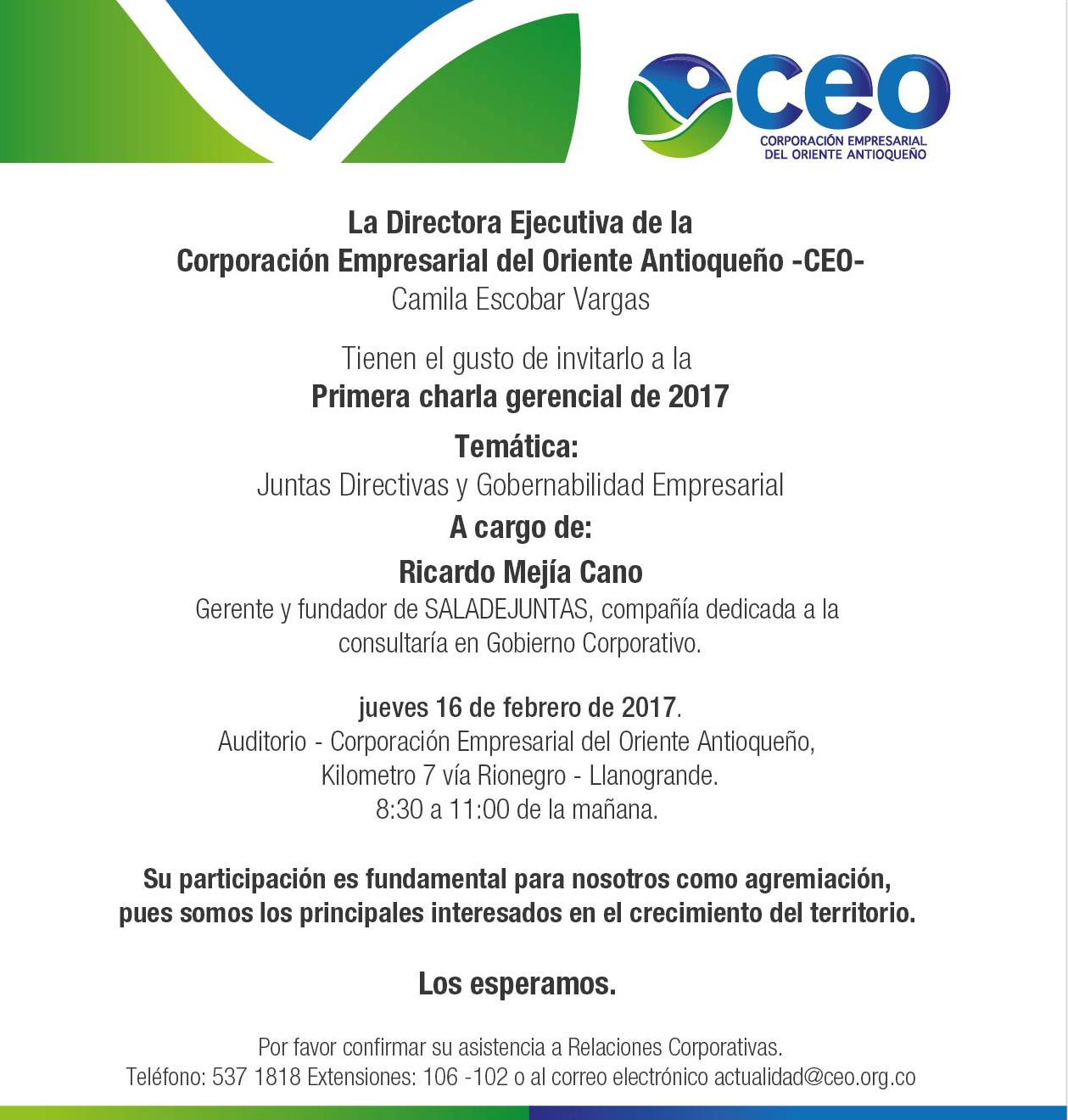 Invitacion_Alcalde de rionegro